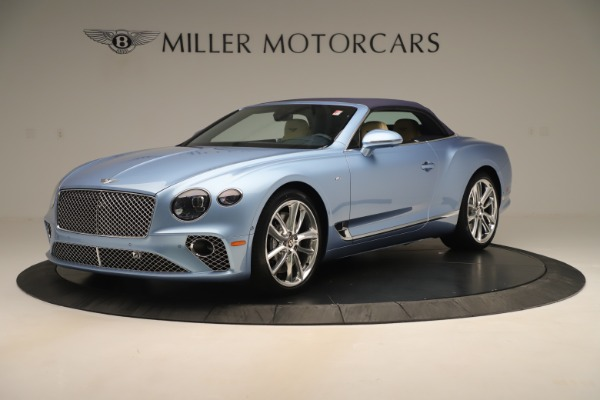 New 2020 Bentley Continental GTC V8 for sale Sold at Pagani of Greenwich in Greenwich CT 06830 13