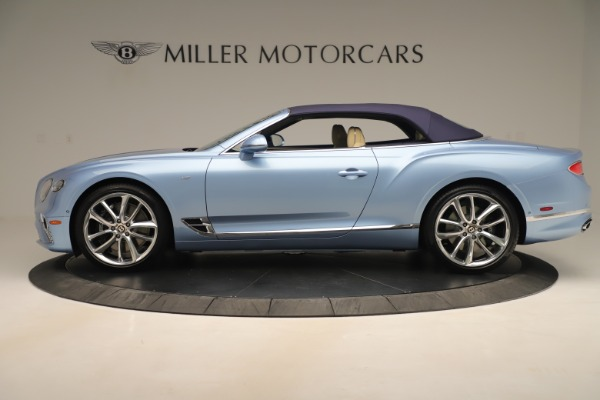 Used 2020 Bentley Continental GTC V8 for sale Call for price at Pagani of Greenwich in Greenwich CT 06830 14