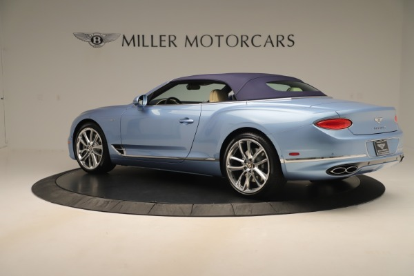 Used 2020 Bentley Continental GTC V8 for sale Call for price at Pagani of Greenwich in Greenwich CT 06830 15