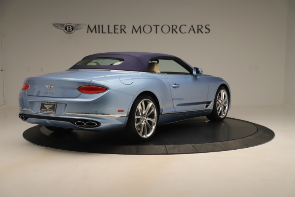 Used 2020 Bentley Continental GTC V8 for sale Call for price at Pagani of Greenwich in Greenwich CT 06830 16