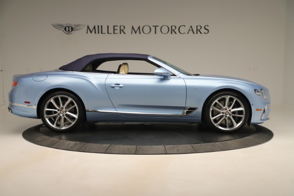 Used 2020 Bentley Continental GTC V8 for sale Call for price at Pagani of Greenwich in Greenwich CT 06830 17
