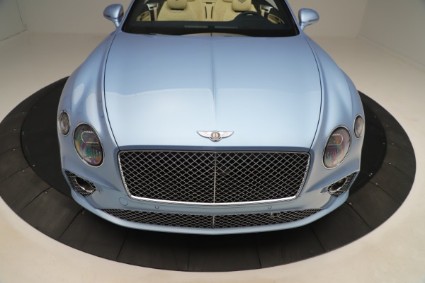 Used 2020 Bentley Continental GTC V8 for sale Call for price at Pagani of Greenwich in Greenwich CT 06830 19