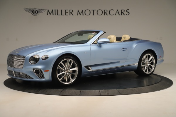 Used 2020 Bentley Continental GTC V8 for sale Call for price at Pagani of Greenwich in Greenwich CT 06830 2