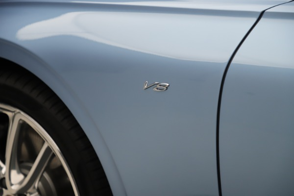 Used 2020 Bentley Continental GTC V8 for sale Call for price at Pagani of Greenwich in Greenwich CT 06830 22