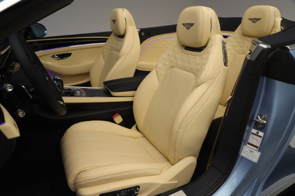 Used 2020 Bentley Continental GTC V8 for sale Call for price at Pagani of Greenwich in Greenwich CT 06830 24