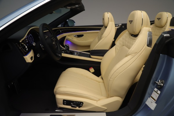 Used 2020 Bentley Continental GTC V8 for sale Call for price at Pagani of Greenwich in Greenwich CT 06830 25