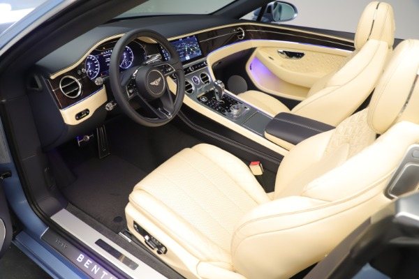 Used 2020 Bentley Continental GTC V8 for sale Call for price at Pagani of Greenwich in Greenwich CT 06830 26