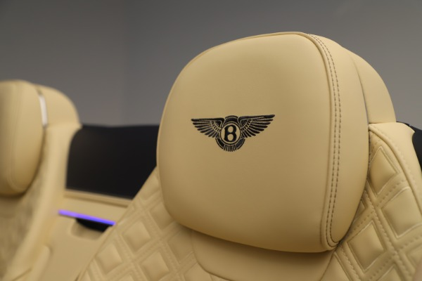 Used 2020 Bentley Continental GTC V8 for sale Call for price at Pagani of Greenwich in Greenwich CT 06830 27