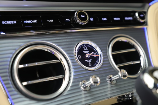 Used 2020 Bentley Continental GTC V8 for sale Call for price at Pagani of Greenwich in Greenwich CT 06830 28