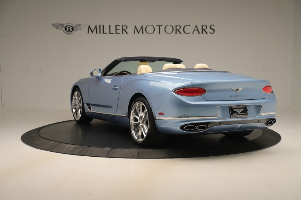 Used 2020 Bentley Continental GTC V8 for sale Call for price at Pagani of Greenwich in Greenwich CT 06830 5