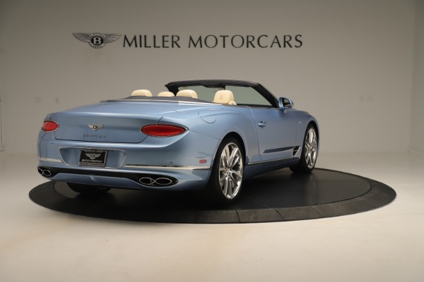 Used 2020 Bentley Continental GTC V8 for sale Call for price at Pagani of Greenwich in Greenwich CT 06830 7