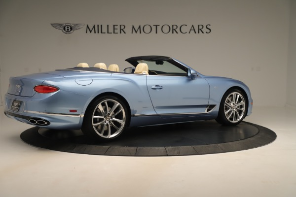 Used 2020 Bentley Continental GTC V8 for sale Call for price at Pagani of Greenwich in Greenwich CT 06830 8