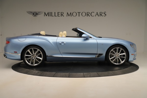 Used 2020 Bentley Continental GTC V8 for sale Call for price at Pagani of Greenwich in Greenwich CT 06830 9