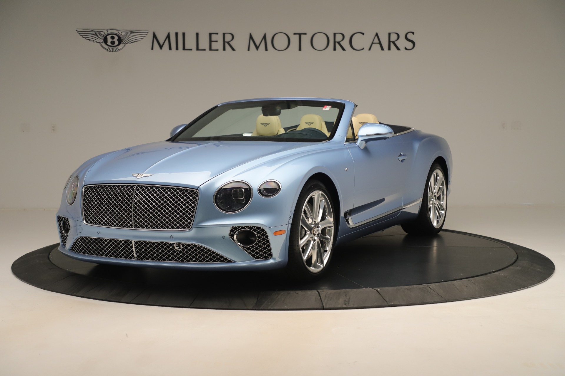 Used 2020 Bentley Continental GTC V8 for sale Call for price at Pagani of Greenwich in Greenwich CT 06830 1