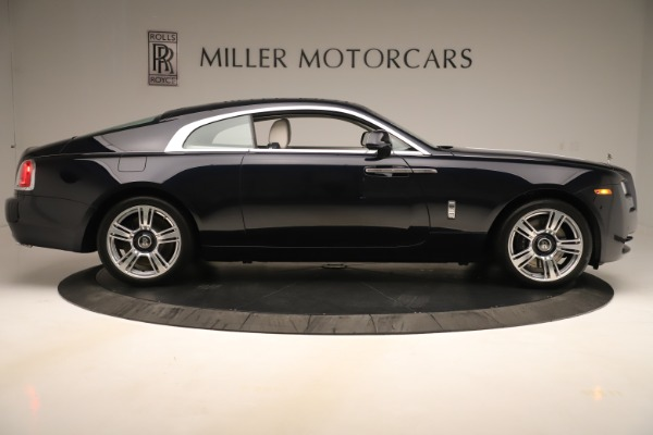 Used 2015 Rolls-Royce Wraith for sale Sold at Pagani of Greenwich in Greenwich CT 06830 10