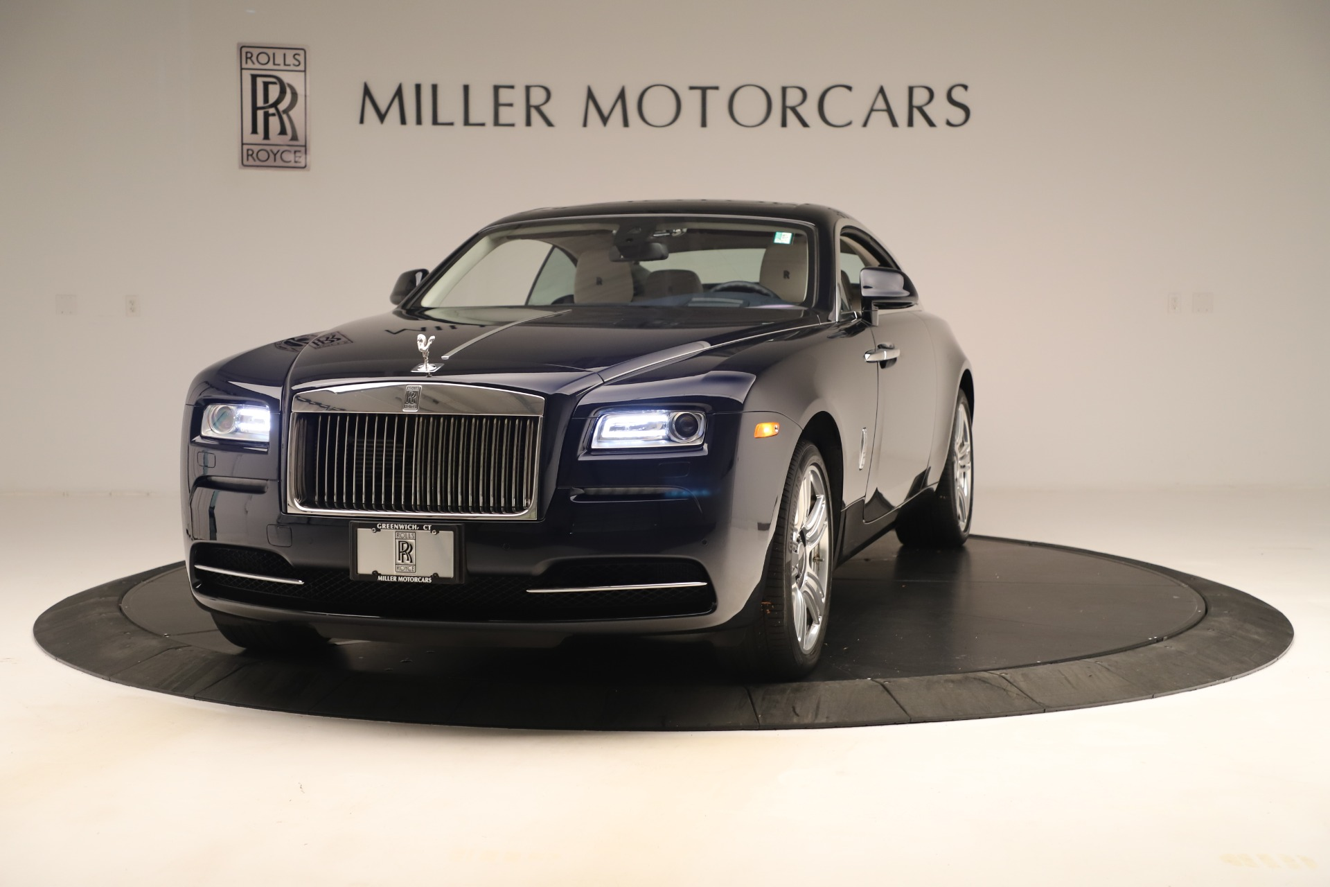 Used 2015 Rolls-Royce Wraith for sale Sold at Pagani of Greenwich in Greenwich CT 06830 1