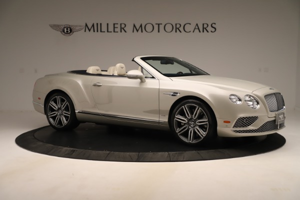 Used 2016 Bentley Continental GTC W12 for sale Sold at Pagani of Greenwich in Greenwich CT 06830 10