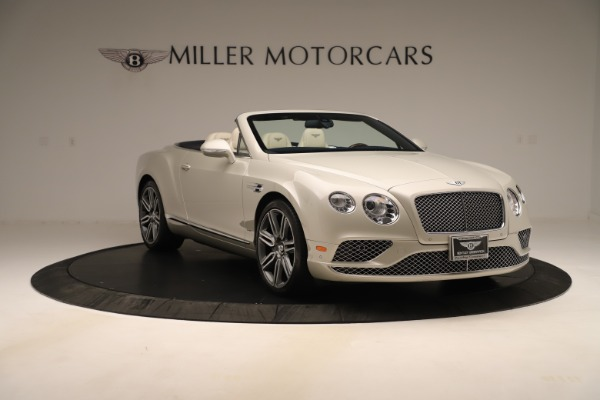 Used 2016 Bentley Continental GTC W12 for sale Sold at Pagani of Greenwich in Greenwich CT 06830 11