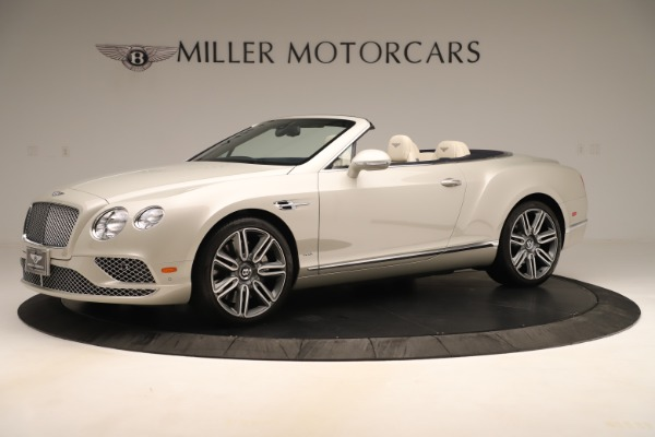 Used 2016 Bentley Continental GTC W12 for sale Sold at Pagani of Greenwich in Greenwich CT 06830 2