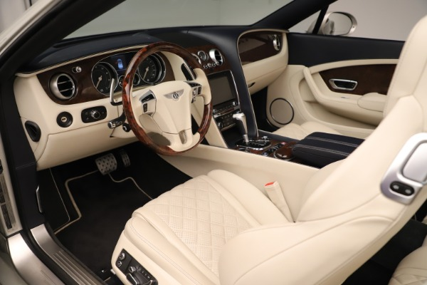 Used 2016 Bentley Continental GTC W12 for sale Sold at Pagani of Greenwich in Greenwich CT 06830 23