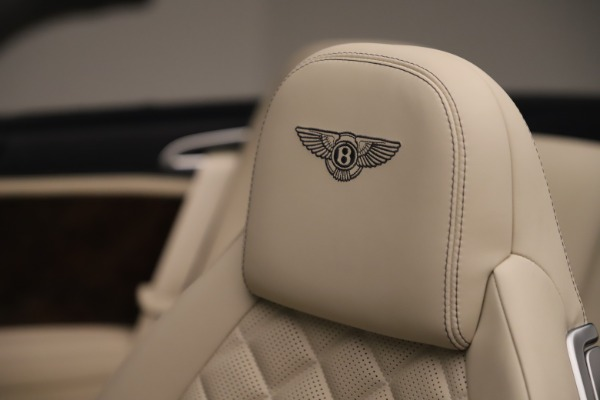 Used 2016 Bentley Continental GTC W12 for sale Sold at Pagani of Greenwich in Greenwich CT 06830 26