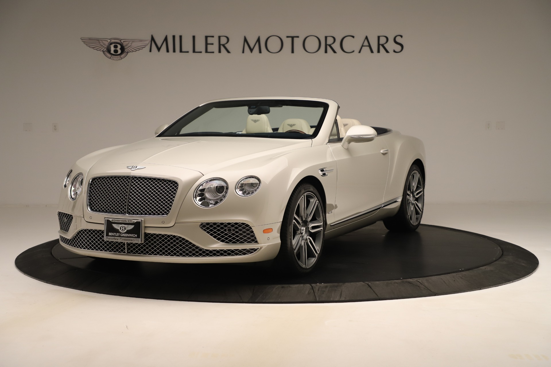 Used 2016 Bentley Continental GTC W12 for sale Sold at Pagani of Greenwich in Greenwich CT 06830 1