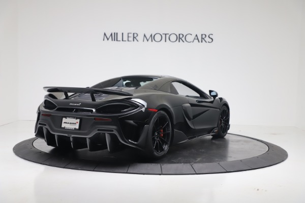 Used 2020 McLaren 600LT Spider for sale $249,900 at Pagani of Greenwich in Greenwich CT 06830 14