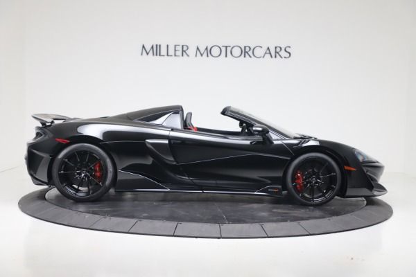 Used 2020 McLaren 600LT Spider for sale $249,900 at Pagani of Greenwich in Greenwich CT 06830 6