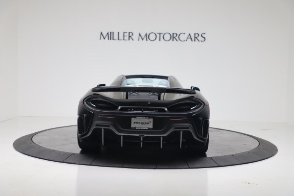 Used 2020 McLaren 600LT Spider for sale $249,900 at Pagani of Greenwich in Greenwich CT 06830 9