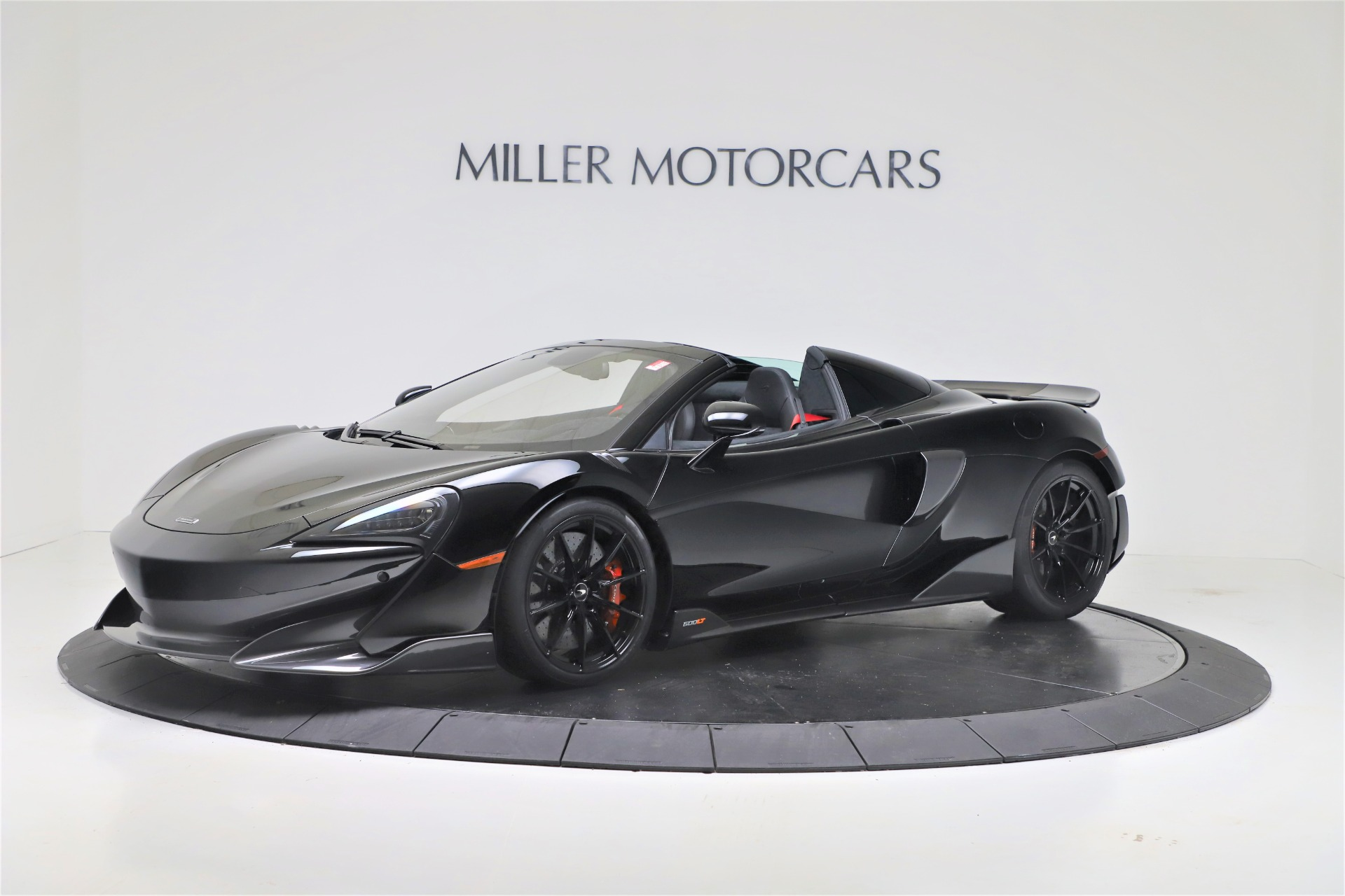 Used 2020 McLaren 600LT Spider for sale $249,900 at Pagani of Greenwich in Greenwich CT 06830 1