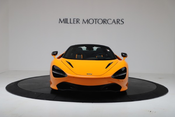 New 2020 McLaren 720S Spider Convertible for sale $374,440 at Pagani of Greenwich in Greenwich CT 06830 12