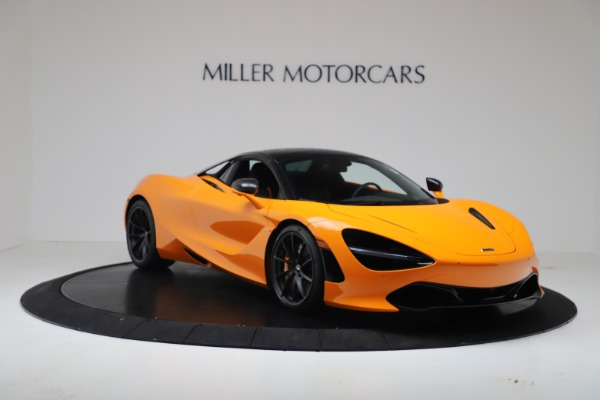 New 2020 McLaren 720S Spider Performance for sale $374,440 at Pagani of Greenwich in Greenwich CT 06830 14