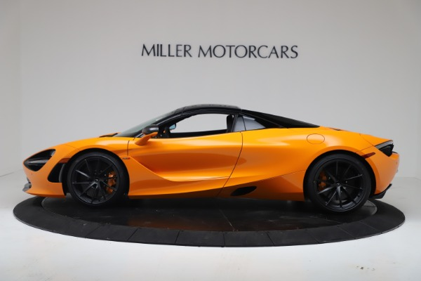 New 2020 McLaren 720S Spider Performance for sale $374,440 at Pagani of Greenwich in Greenwich CT 06830 15