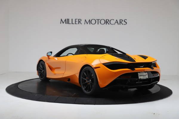 New 2020 McLaren 720S Spider Convertible for sale $374,440 at Pagani of Greenwich in Greenwich CT 06830 16