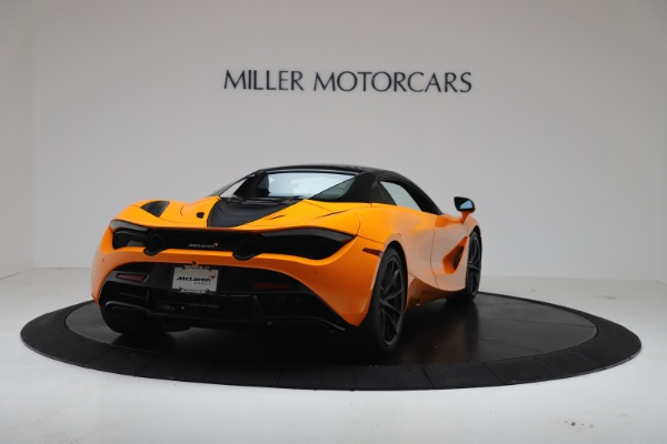 New 2020 McLaren 720S Spider Convertible for sale $374,440 at Pagani of Greenwich in Greenwich CT 06830 17