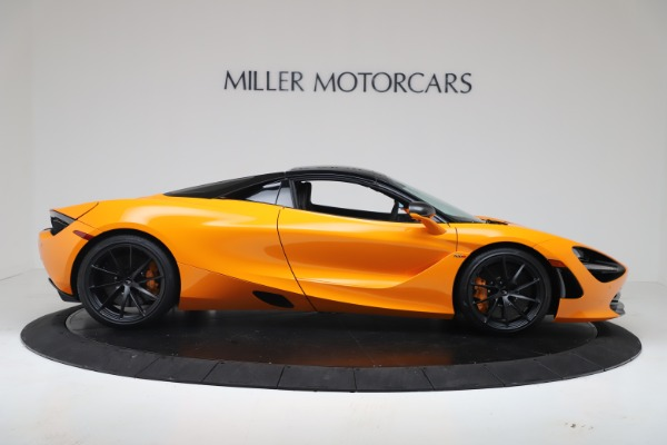 New 2020 McLaren 720S Spider Convertible for sale $374,440 at Pagani of Greenwich in Greenwich CT 06830 18