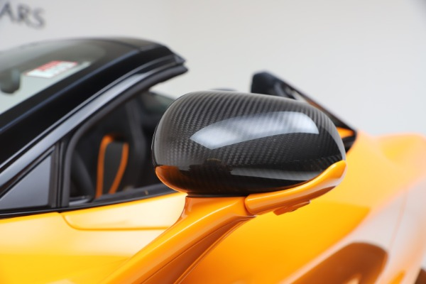 New 2020 McLaren 720S Spider Convertible for sale $374,440 at Pagani of Greenwich in Greenwich CT 06830 22