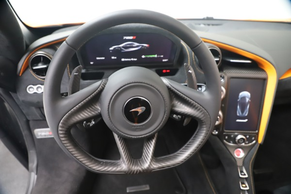 New 2020 McLaren 720S Spider Convertible for sale $374,440 at Pagani of Greenwich in Greenwich CT 06830 24