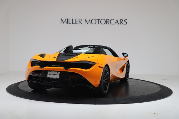 New 2020 McLaren 720S Spider Convertible for sale $374,440 at Pagani of Greenwich in Greenwich CT 06830 7