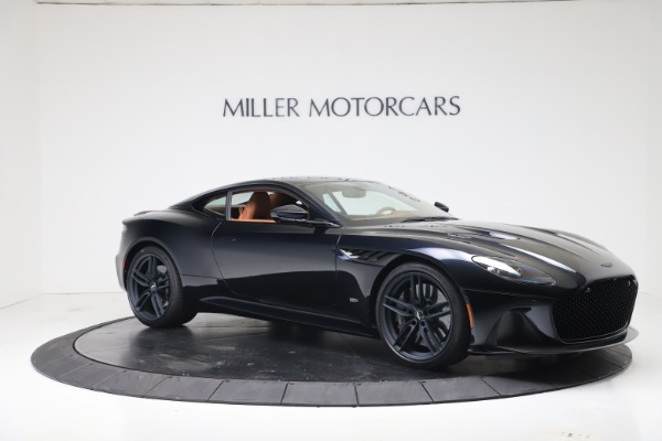 New 2020 Aston Martin DBS Superleggera Coupe for sale $371,006 at Pagani of Greenwich in Greenwich CT 06830 10