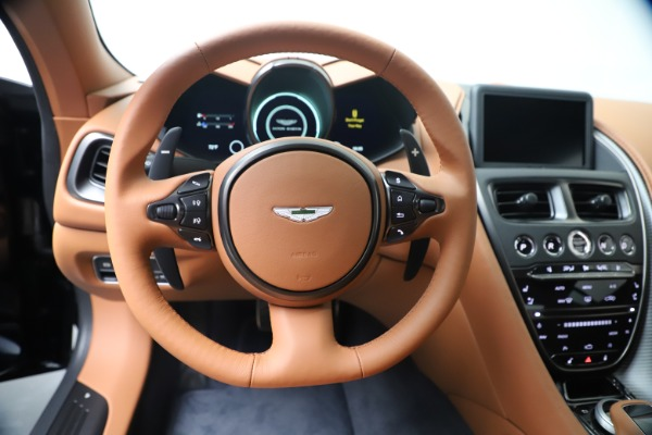 New 2020 Aston Martin DBS Superleggera Coupe for sale $371,006 at Pagani of Greenwich in Greenwich CT 06830 16