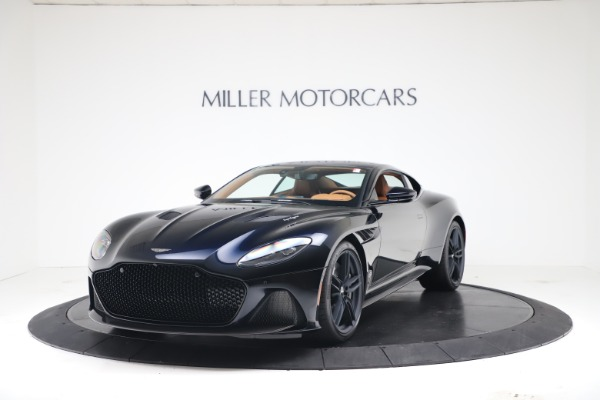 New 2020 Aston Martin DBS Superleggera Coupe for sale $371,006 at Pagani of Greenwich in Greenwich CT 06830 2