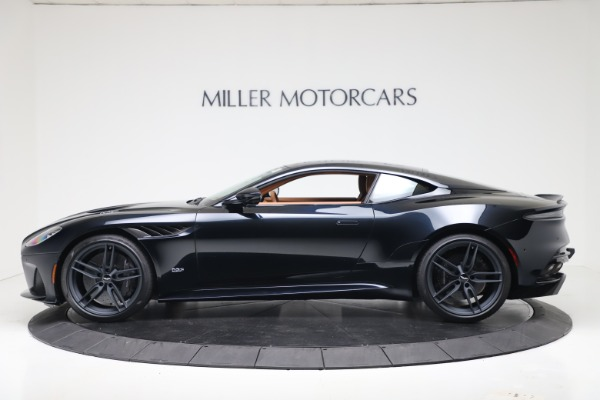 New 2020 Aston Martin DBS Superleggera Coupe for sale $371,006 at Pagani of Greenwich in Greenwich CT 06830 3