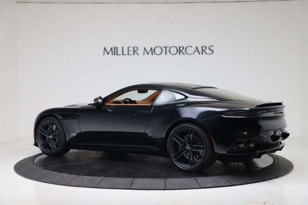 New 2020 Aston Martin DBS Superleggera Coupe for sale $371,006 at Pagani of Greenwich in Greenwich CT 06830 4