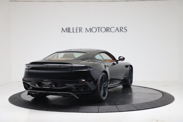 New 2020 Aston Martin DBS Superleggera Coupe for sale $371,006 at Pagani of Greenwich in Greenwich CT 06830 7