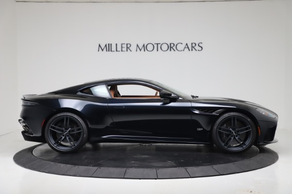 New 2020 Aston Martin DBS Superleggera Coupe for sale Sold at Pagani of Greenwich in Greenwich CT 06830 9