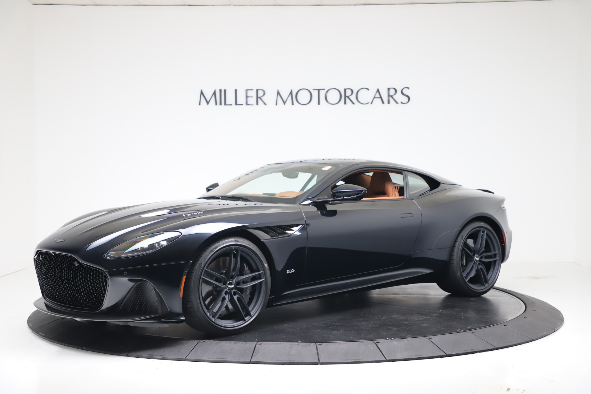 New 2020 Aston Martin DBS Superleggera Coupe for sale $371,006 at Pagani of Greenwich in Greenwich CT 06830 1