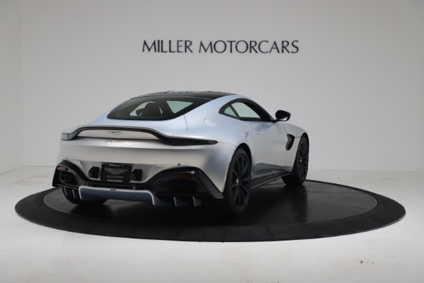 New 2020 Aston Martin Vantage Coupe for sale Sold at Pagani of Greenwich in Greenwich CT 06830 15