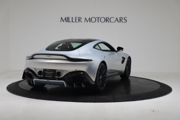 New 2020 Aston Martin Vantage Coupe for sale Sold at Pagani of Greenwich in Greenwich CT 06830 16
