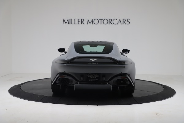 New 2020 Aston Martin Vantage Coupe for sale Sold at Pagani of Greenwich in Greenwich CT 06830 17